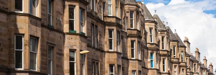 scottish-tenements