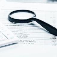 examining accounts header image
