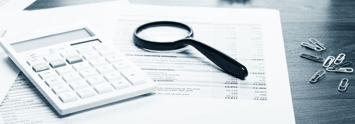 examining accounts header image