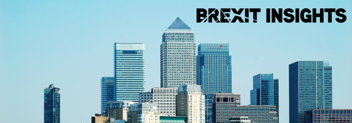 canary wharf brexit