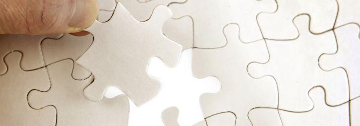 piece of the jigsaw