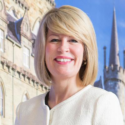 Amanda McMillan OBE CA