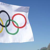 Rio olympics flag