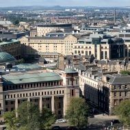 Edinburgh Financial District