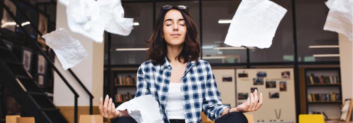 Workplace mindfulness and meditation