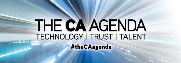 CA Agenda Header
