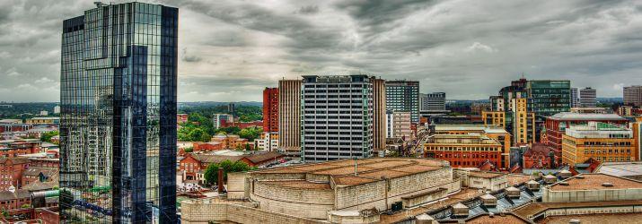 Birminging Cityscape