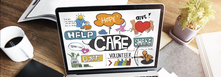 charity donation image