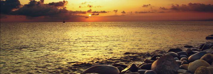 Seashore image