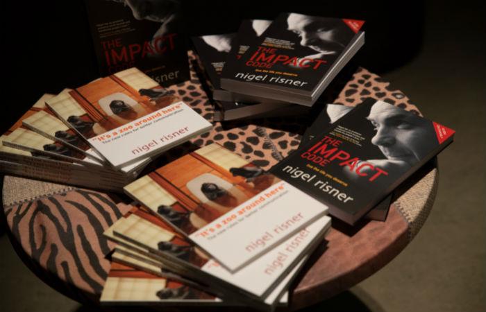 Books by Nigel Risner