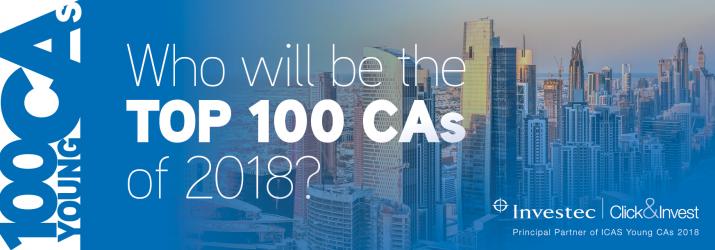 100 Young CAs header