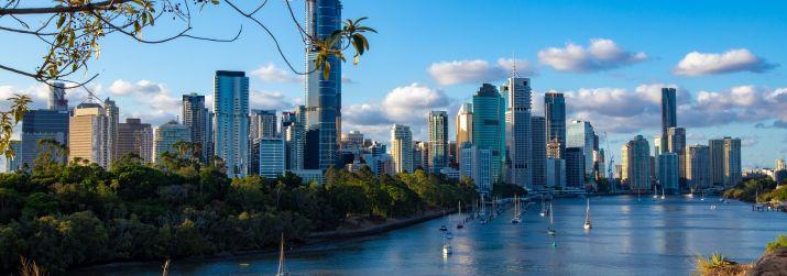 Scenic photo of Brisbane