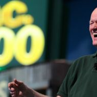 Marshall Goldsmith presents at Inc 500 in 2014