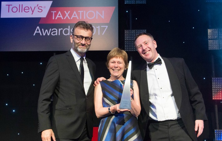 Tax awards