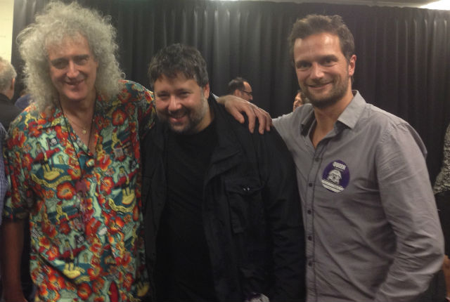 Brian May, Mike Taylor and Tom Atherton CA