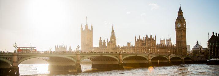 London bridge big ben scene