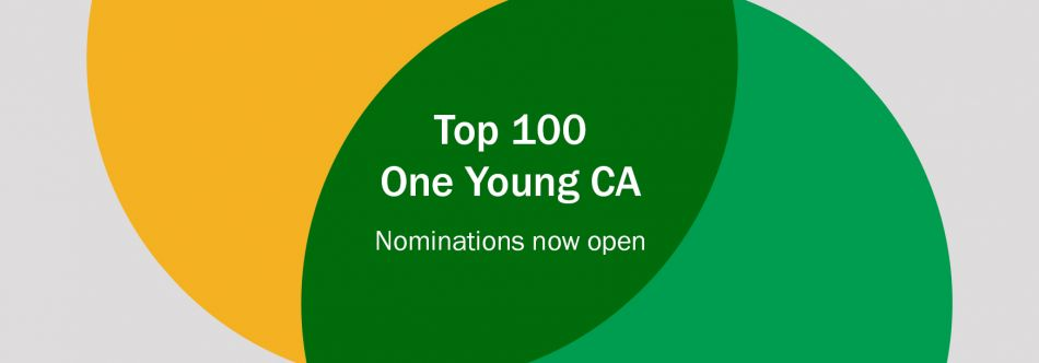 Nominate a young CA for Top Young CAs competition today