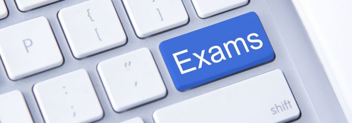 Questions on student exams