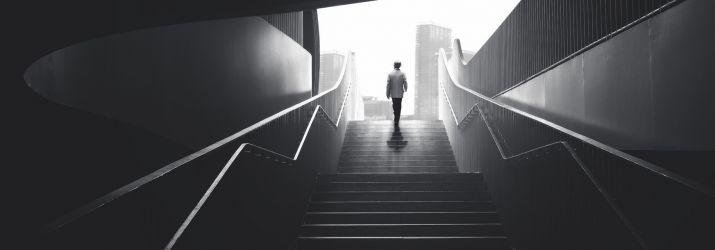 Steps city