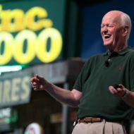 Marshall Goldsmith at Inc 5000