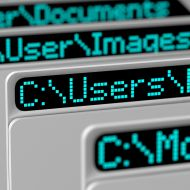 how to control digital files