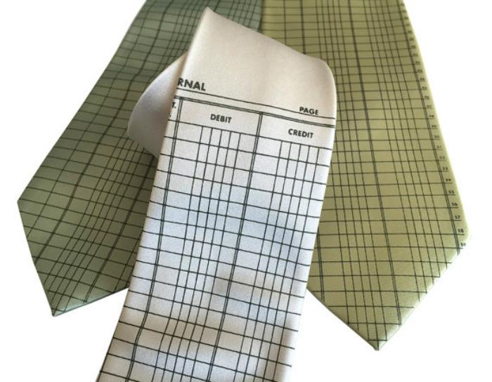 Balance sheet tie