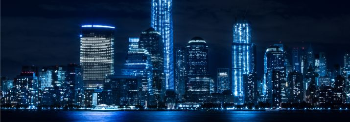 Phot of the Manhattan skyline
