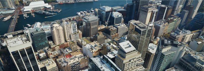 Sydney office view