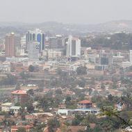 Kampala Cityscape