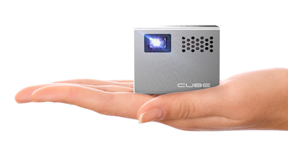 The Cube - CES 2016
