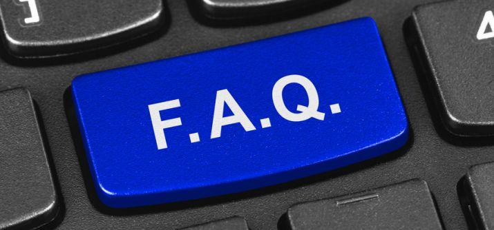 Online FAQs