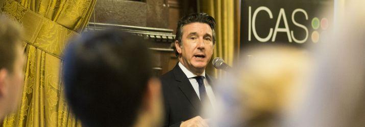Anton Colella, ICAS CEO