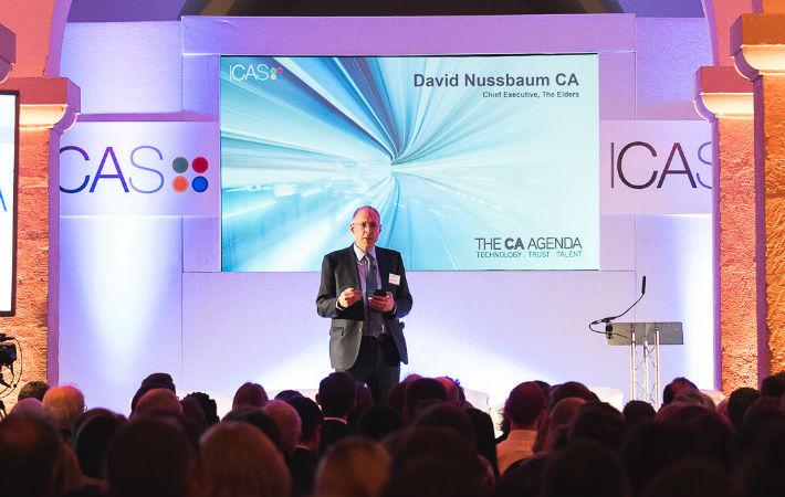 David Nussbaum CA