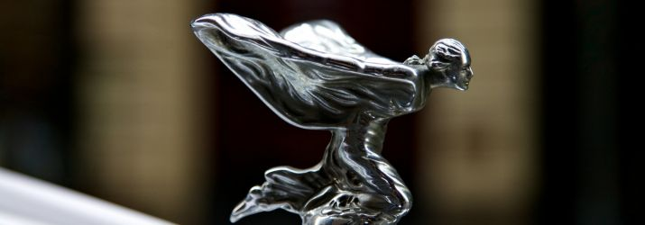 Rolls Royce emblem