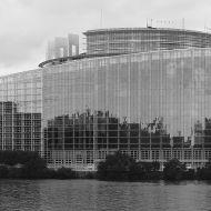 European Parliament (Black and White)