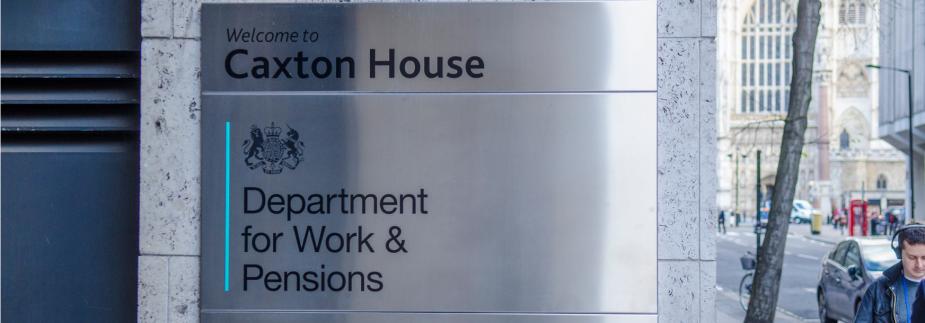 Photo of DWP Office London