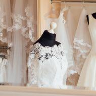 Wedding dress bridal shop