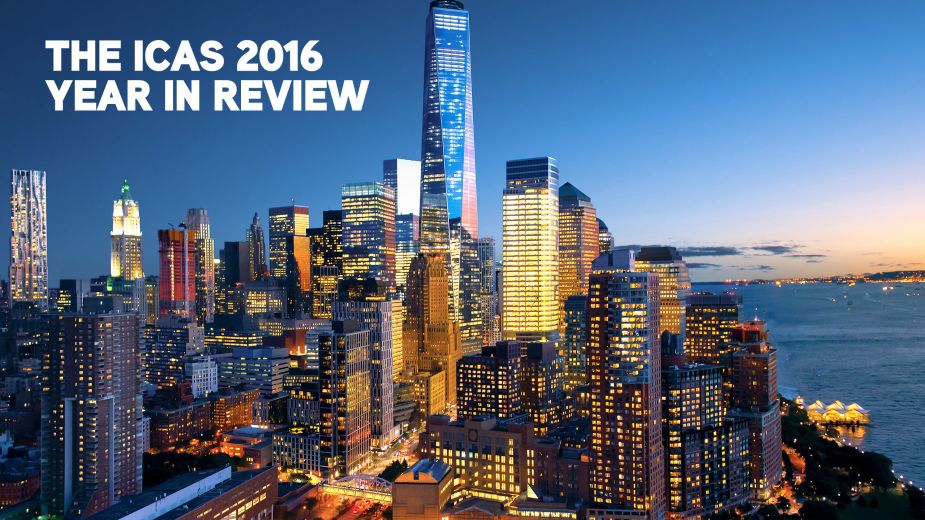 The ICAS 2016 year in review video