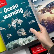 Economist magazine subscription