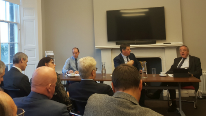 Panel discussion at ICAS/IOD event