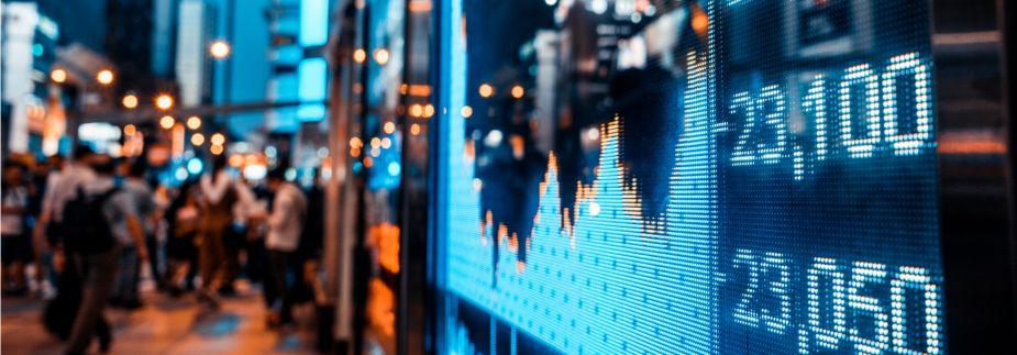Photo of stock markets