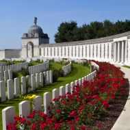 Tyne Cot Cemetery Ypres WWI
