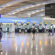 Airport Wideshot