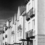 Welsh residential street