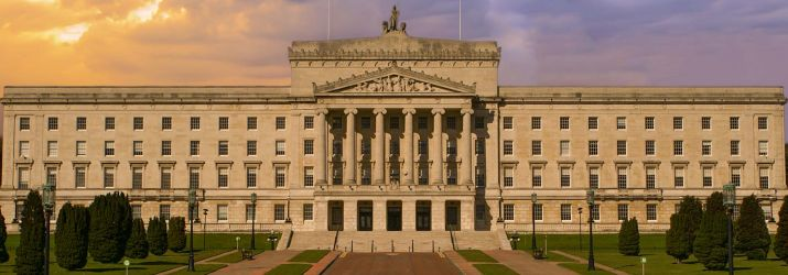 Northern Irish Parliament Building