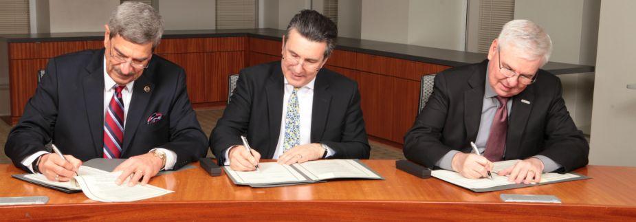 MRA signing header image