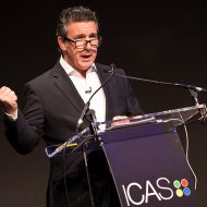 Anton Colella at the ICAS Conference 2016