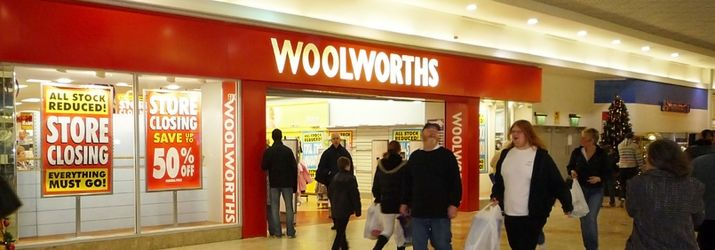 Woolworth closure