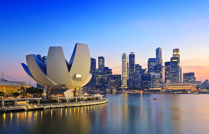 Marine Bay, Singapore
