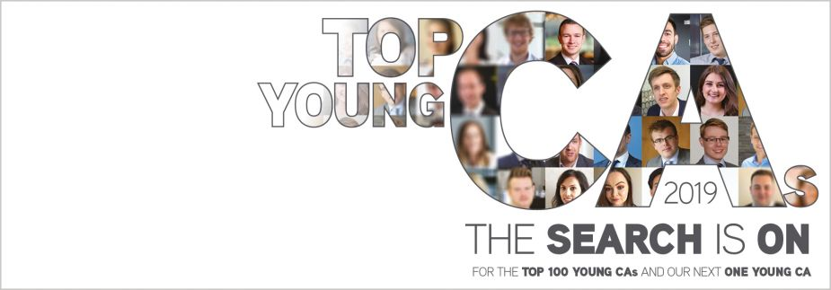 Top Young CAs Landing Page